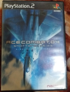 Ace Combat 4 Shattered Skies (playstation 2)