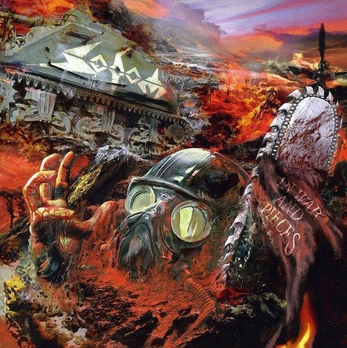 Cd : Sodom - In War And Pieces (cd)
