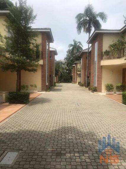 Casa Em Condomínio, 4 Dormitórios - 4 Suítes - Ca3565