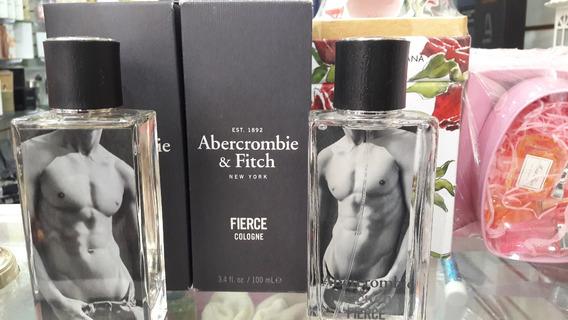 Abercrombie & Fitch Fierce 100ml Original Sellado Msi!!!!