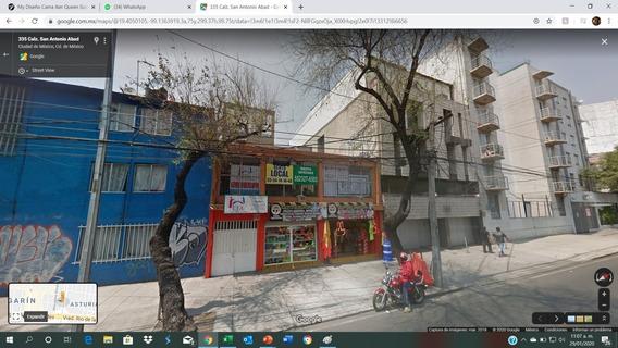 Edificio Uso De Suelo, Mixto En Algarin Cuauhtemoc