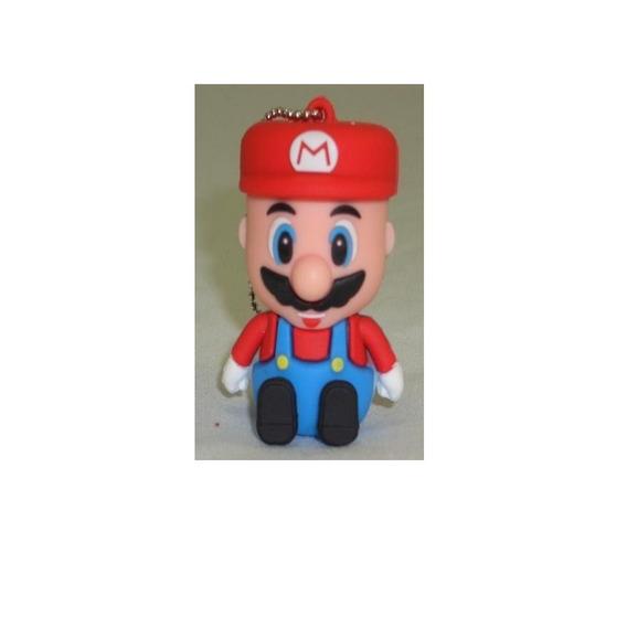 Mario 8 Gb Ultimas Unidades Do Mario 8gb Liquidação Pendrive