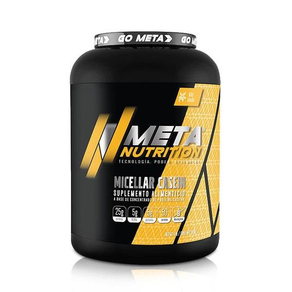 Proteina Meta Nutrition Micellar Casein 4 Lb - 50 Porciones