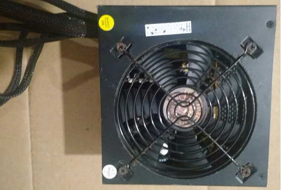 Fonte Akasa Ak-p350g Bk Px335 350w Watt Power Supply