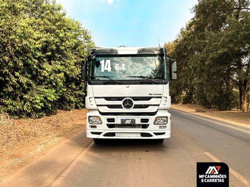 Imagem 1 de 15 de Cavalo Mecânico Mercedes-benz Actros 2646 6x4