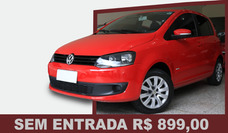 Volkswagen Fox 1.6 Flex 5p 2013/ Sem Entrada R$899,00