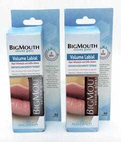 Gloss Big Mouth Volume Labial Phallebeauty