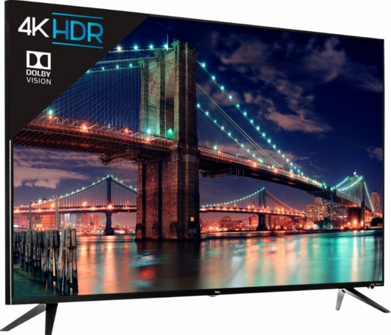 Televisor Smart Tv Marca Tcl 4k Led