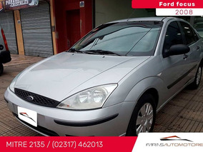 Ford Focus 1.6 Sedan One Ambiente Mp3 Mod:2008