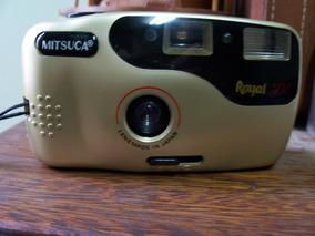 Máquina Fotográfica Mitsuca Analógica Modelo Royal 301