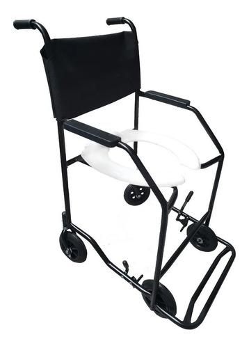 Imagem 1 de 8 de Cadeira Para  Banho Básica - Mm Cadeiras De Rodas