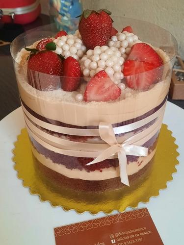 Imagem 1 de 5 de Naked Cake