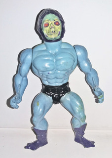 He Man Muñeco Vintage Motu 80 Mattel Top Toys Skeletor