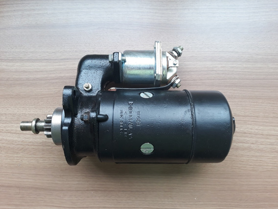 Motor De Arranque 6v/12v Fusca/kombi/karmann Ghia 1200 Bosch