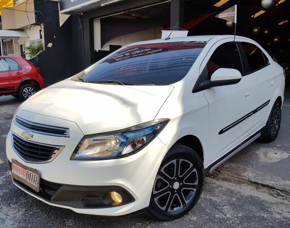 Chevrolet Prisma 1.4 Lt Automático 2014 Branco
