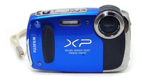 Câmera Digital Finepix Xp50 Fujifilm Prova D