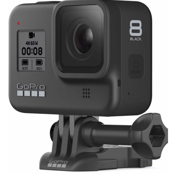Câmera Digital Gopro Hero 8 Black 12mp Wi-fi 4k