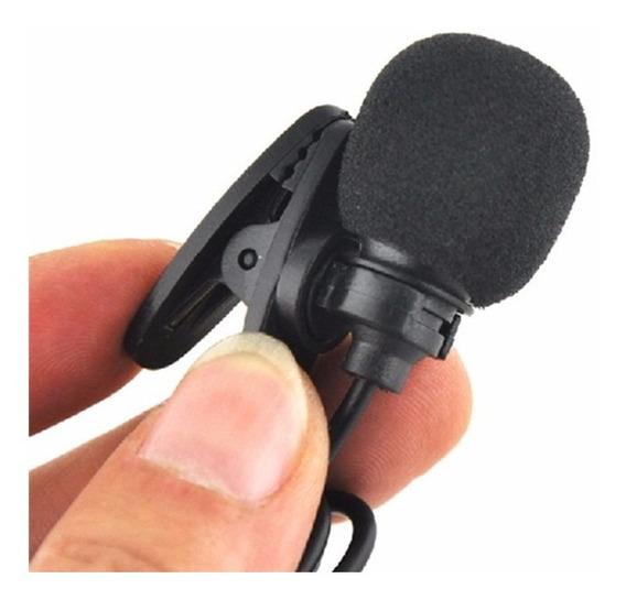 4 Unidades Espuma Para Microfone De Lapela Protetor De Vento