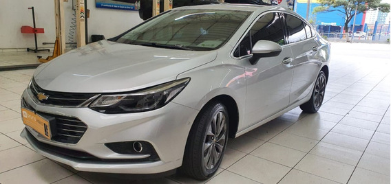 Chevrolet Cruze 1.4 Turbo Ltz -   aut  -  2017 -  48.000 Kms