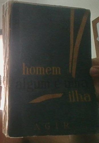 Livro - Homem Algum É Uma Ilha Thomas Merton