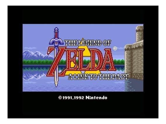 Zelda A Link To The Past Snes Portugues Repro Pcb Original