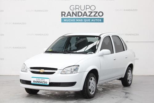 Chevrolet Classic 4p Ls  Abs+airbag  1.4  2016  La Plata 761