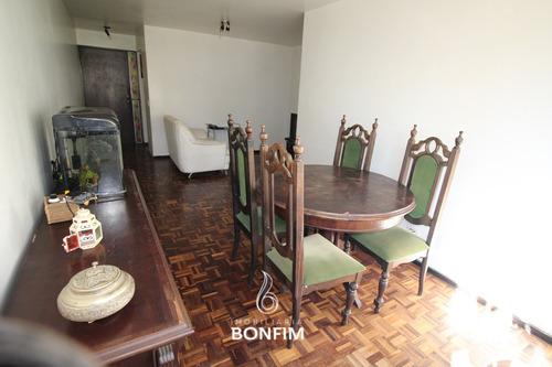 Imagem 1 de 28 de Apartamento Com 3 Dormitórios À Venda Com 112m² Por R$ 285.000,00 No Bairro Portão - Curitiba / Pr - Ap1483