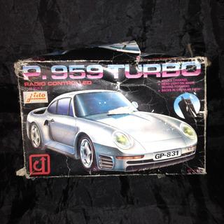 Juguete Electrónico: Carro Radio Control P. 959 Turbo