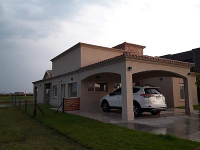 Casa Barrio Ceibos Puertos Del Lago Escobar Opcion Alquiler