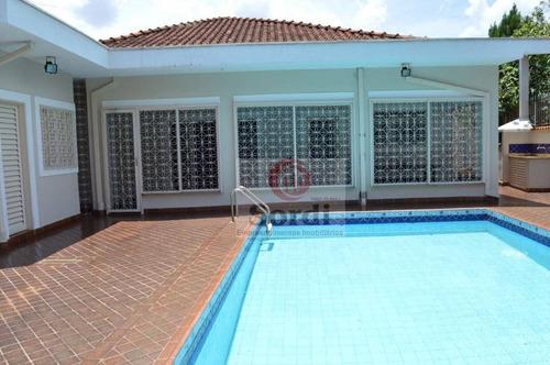 Casa Residencial À Venda. - Ca2083