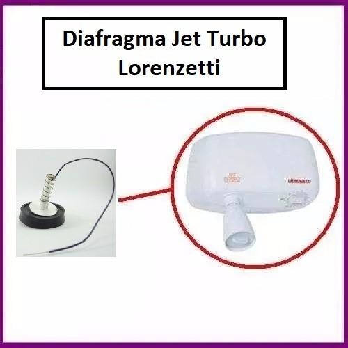 Borracha Diafragma Para Ducha Jet Turbo Lorenzetti Original
