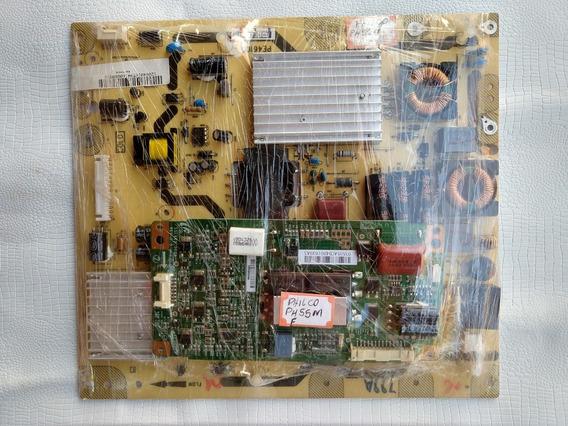 Placa Fonte Philco Ph55m Ph46 Ph42 Mais Placa T-con