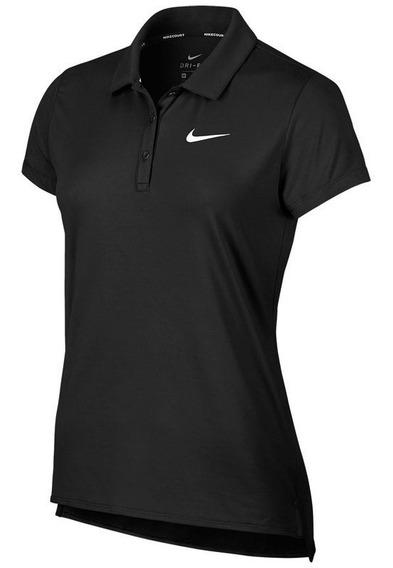 Playera Nike Mujer Court Pure Polo Sport Tenis Original