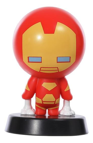 Boneco Para Carro Homem De Ferro - Marvel Miniso