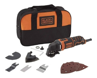 Sierra Oscilante Black + Decker 300w Mt300k Con Kit