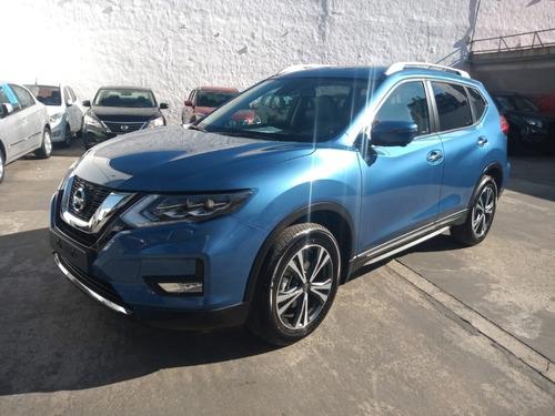 Nissan X- Trail Exclusive Cvt Entrega Inmediata En Stock