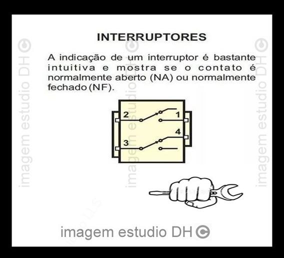 Esquema Elétrico Injeção - Simbologia