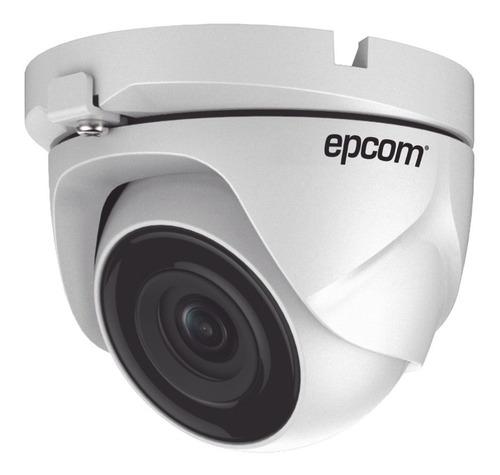 Imagen 1 de 2 de Camara Domo Epcom E8turbo Eyeball 1080p Ext Metal 2 Mpx