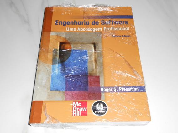 Kit - Livros Engenharia De Software E Uml - Pressman,booch