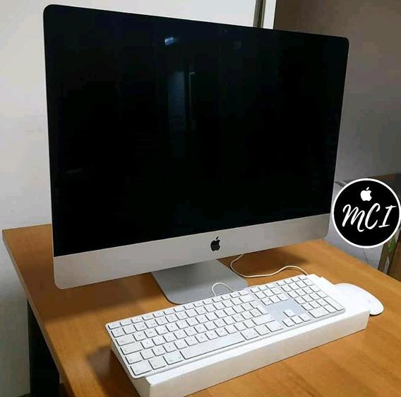 iMac 27inch Slim 5k 2015 32gb Ram 2tb Ssd Tienda Fisica Mci