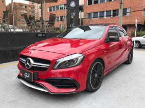 Mercedes-benz Clase A 45 Amg
