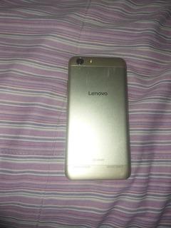 Celular Lenovo Dourado 2 Chips