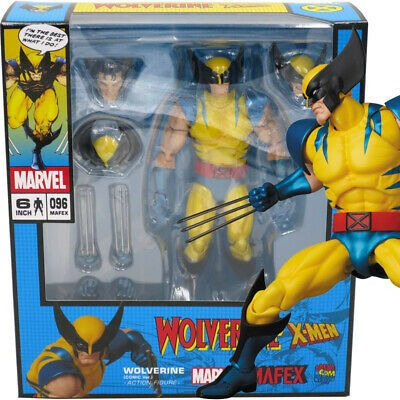 Wolverine Mafex Medicom