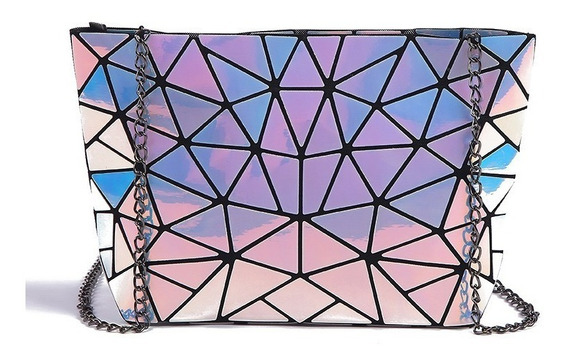 Bolsa Para Mujer Estilo Bao Bao (geométricas)