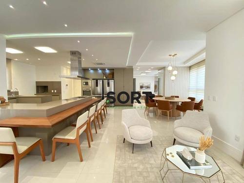 Imagem 1 de 26 de Apartamento Com 5 Dormitórios À Venda, 317 M² Por R$ 8.000.000,00 - Barra Sul - Balneário Camboriú/sc - Ap0580