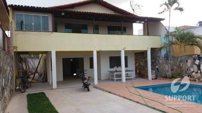 Casa 6 Quartos No Bairro Lagoa Funda Em Guarapari - V-863