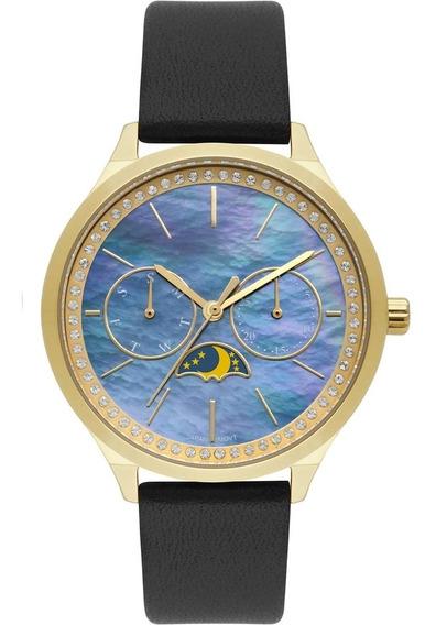 Relógio Feminino Orient Fgscm002 P1nx Barato Original