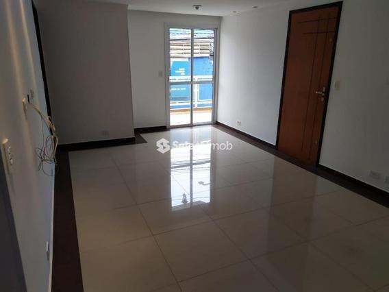 Apto. 70 M² - Jardim Pilar, Mauá - 3 Dormitórios. - Ap0147