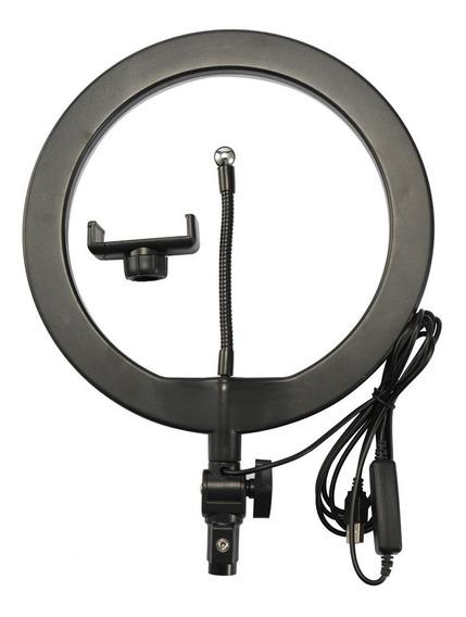 Fotografia Led Selfie Ring Light Iluminação