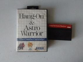 Hang On / Astro Warrior Master System Con Envio C